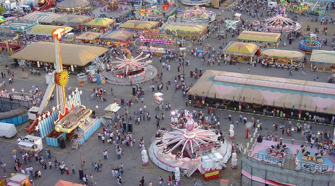 Cáceres sigue adelante con la Feria de San Miguel, el Extremúsica y la media maratón