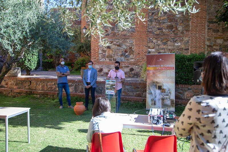 Torrejoncillo acogerá a 350 deportistas que participarán en las pruebas del XIII Ultrartesanos