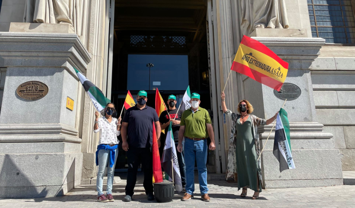 APAG Extremadura Asaja convoca una protesta contra el ministro Planas en la inauguración de la Feria de Zafra