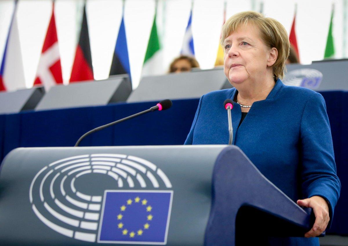Angela Merkel recibirá el Premio Europeo Carlos V en Yuste acompañada de Felipe VI