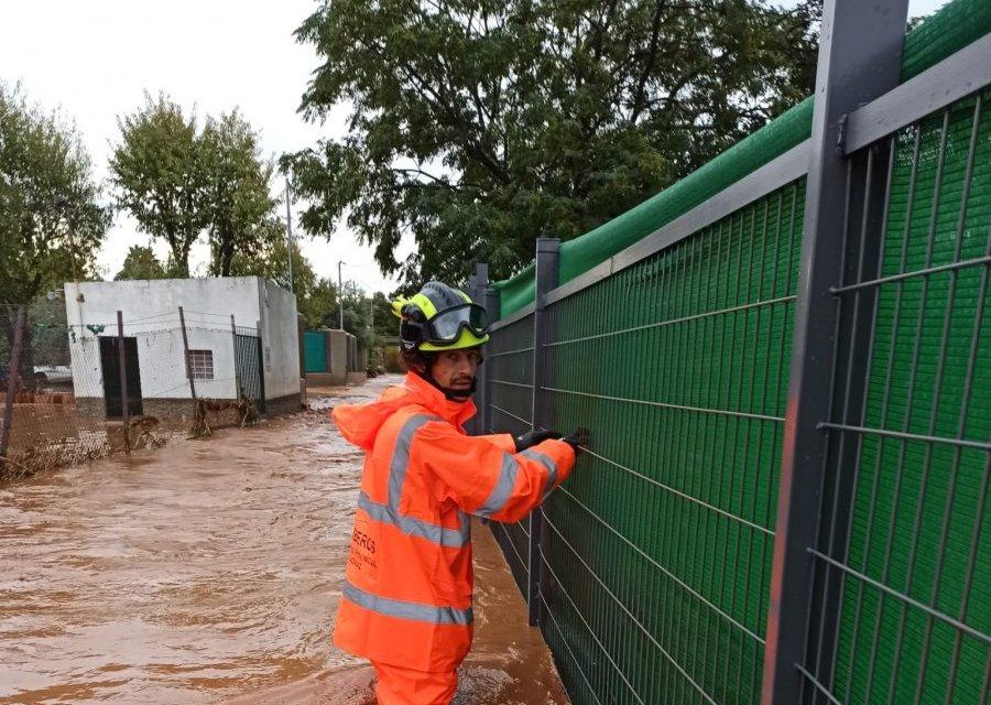 La Unión de Consumidores de Extremadura pone su asistencia jurídica a disposición de los afectados por el temporal