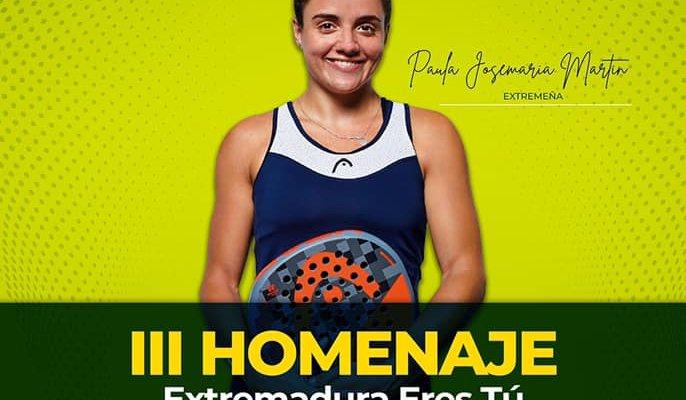 Moraleja rendirá homenaje con motivo del Día de Extremadura a la deportista Paula JoseMaría