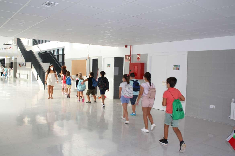 Educación pone en cuarentena aulas de Cáceres, Moraleja, Mérida, Villanueva y Aldea del Cano