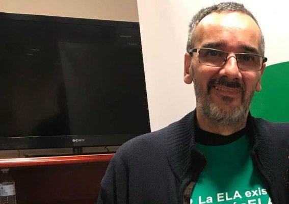 Fallece Marco Sánchez, un extremeño referente en la lucha contra la ELA