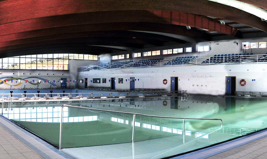 La piscina municipal de invierno de Plasencia abrirá sus puertas el próximo lunes