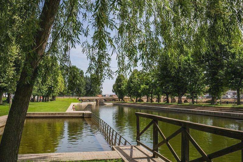 La entrada a la piscina natural de Moraleja será libre a partir del día 9