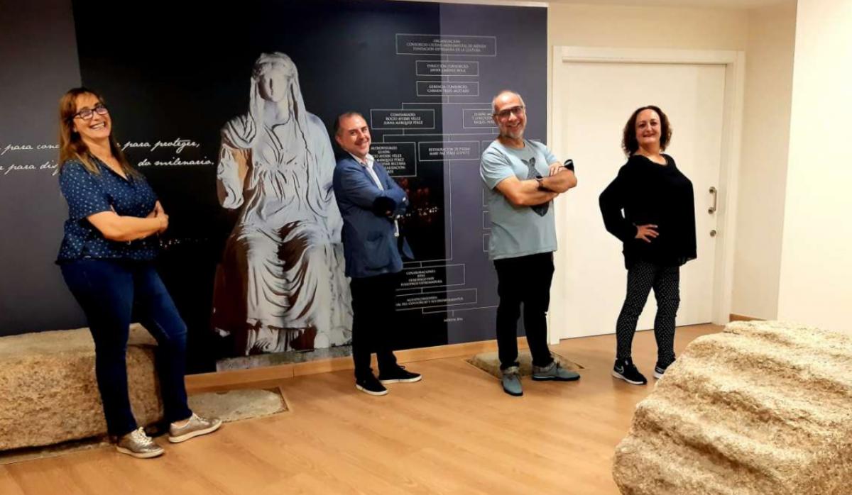 La Sala Trajano de Mérida ofrecerá ocho espectáculos teatrales durante el mes de octubre