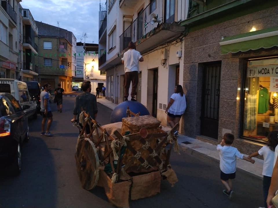 Moraleja acogerá del 10 al 12 de septiembre el Festival de Teatro Integra con Arte