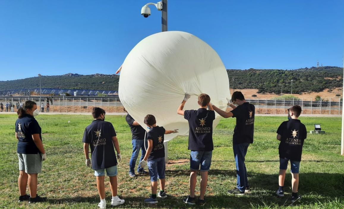 Abierto el plazo de inscripción para la misión Mario Roso de Luna IV, que construirá y lanzará una sonda a 36 km de altitud