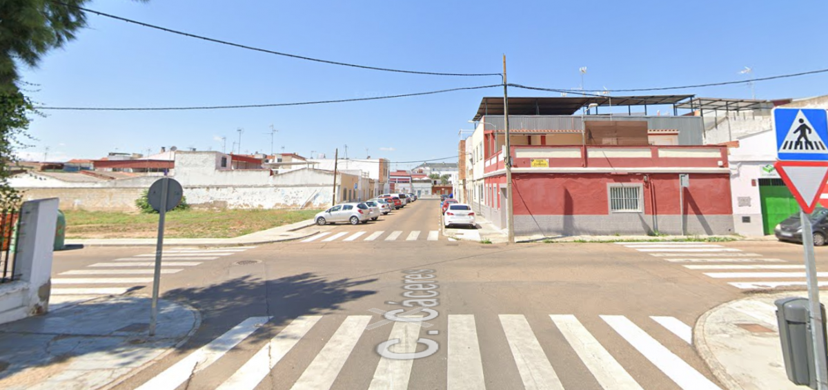 Herido un hombre tras ser apuñalado durante una reyerta en Badajoz
