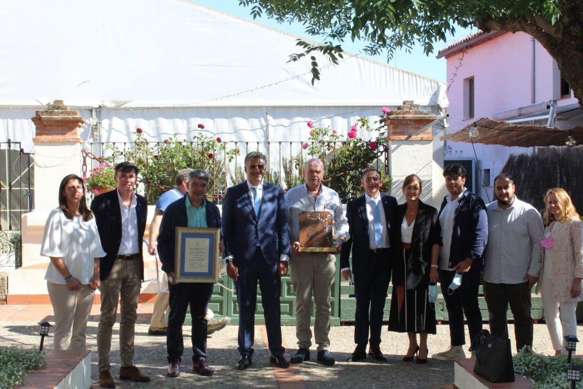 Coria vive San Pedro con la entrega de sus medallas y los premios Cauriense del Año