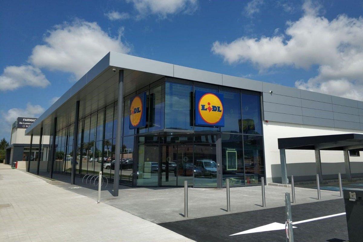 Lidl invierte 3,5 millones de euros en construir un nuevo supermercado en Almendralejo