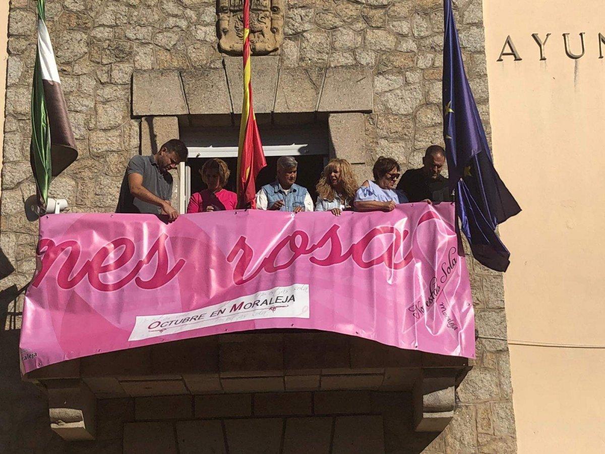 Moraleja acogerá el día 16 una carrera solidaria para colaborar con la Asociación Oncológica Extremeña