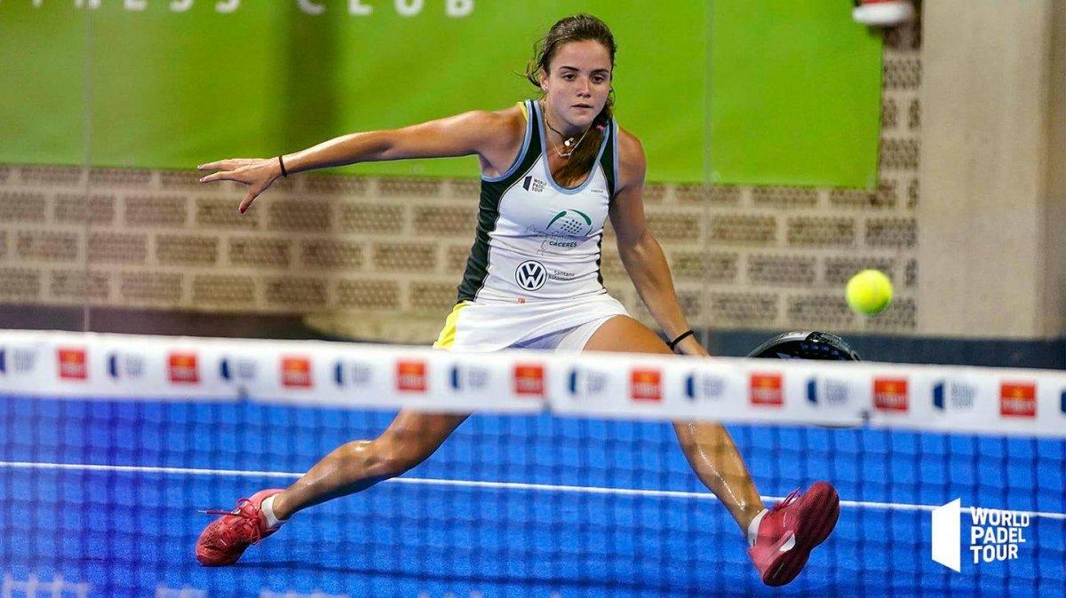 La moralejana Paula Josémaria representará a España en el Mundial de Doha
