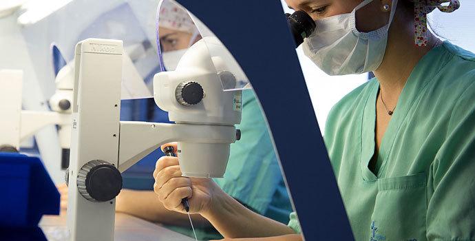 El Hospital de Don Benito-Villanueva podrá en marcha este lunes la unidad de reproducción asistida